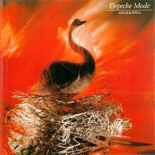 Depeche Mode's first album with Vince Clark...classic synthpop!