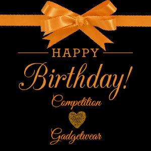 GadgetWear Blog Birthday Competition