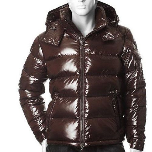 Moncler Himalaya Cheap For Mens Down Jackets Dark Brown Cheap Moncler  Jackets Outlet Store