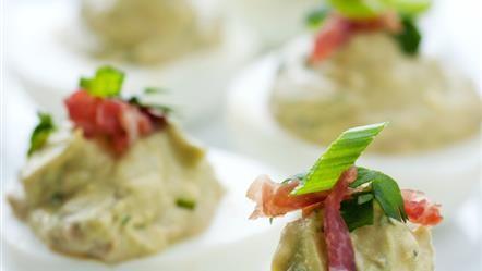 Ülker İçim - İçimden Yemek Geldi | Tarifler - Yumurta Dolması