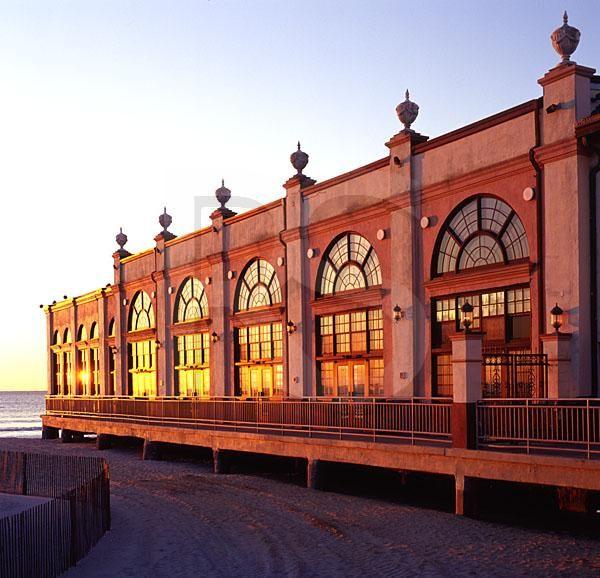 Ocean City Music Pier at sunrise - Ocean City, NJ