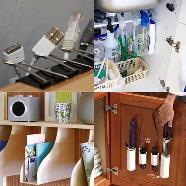 10 Simple Ideas For Home Organization