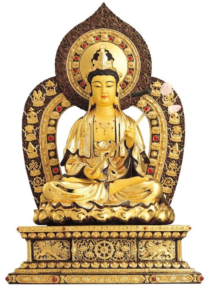 Mahasthamaprapta Bodhisattva │ 大勢至菩薩