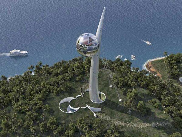 Фото: Berimbau Eco-Tower