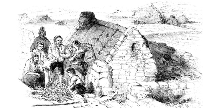 Want to know what climate change will bring? Look at the Irish Potato Famine.