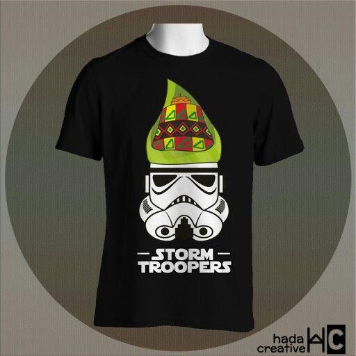 Atjeh Stormtroopers, design my me Hada Creative