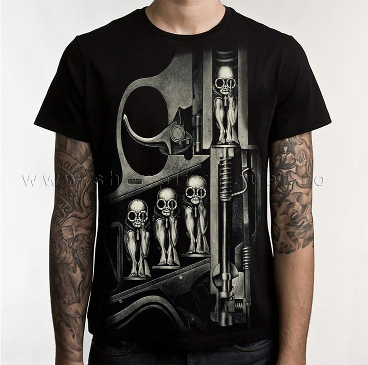 t-shirt : pistol . s-xxxl
