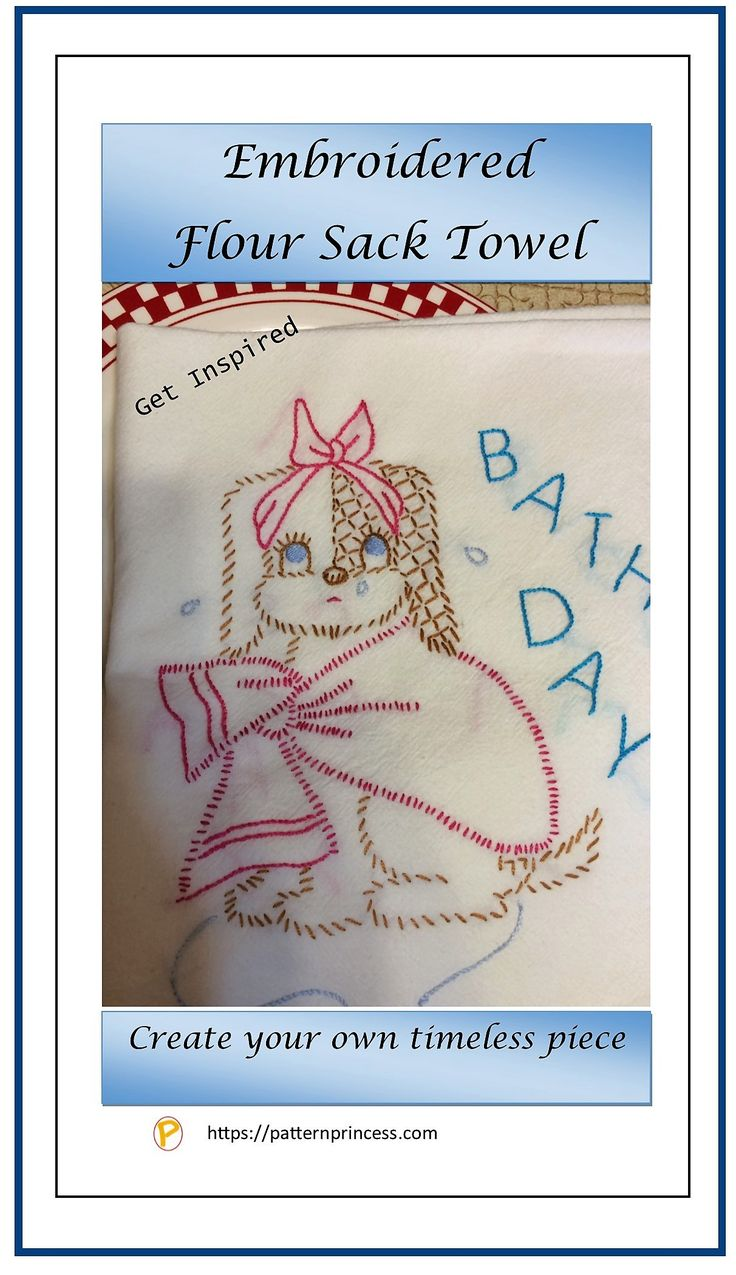 Be inspired to embroider using a kit. Example of my work to help get you motivated to start your own. https://patternprincess.com #sewing #embroidery #DIY #shopping #giftideas #gift #beginner #homedecor #home
