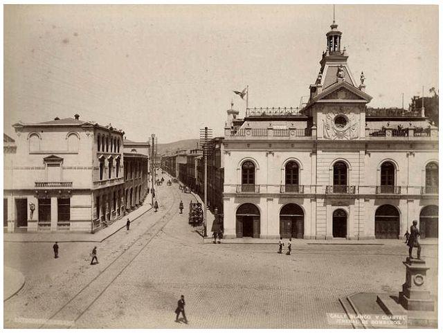 Lord Cochcrane    ---  Imágenes de Chile del 1900