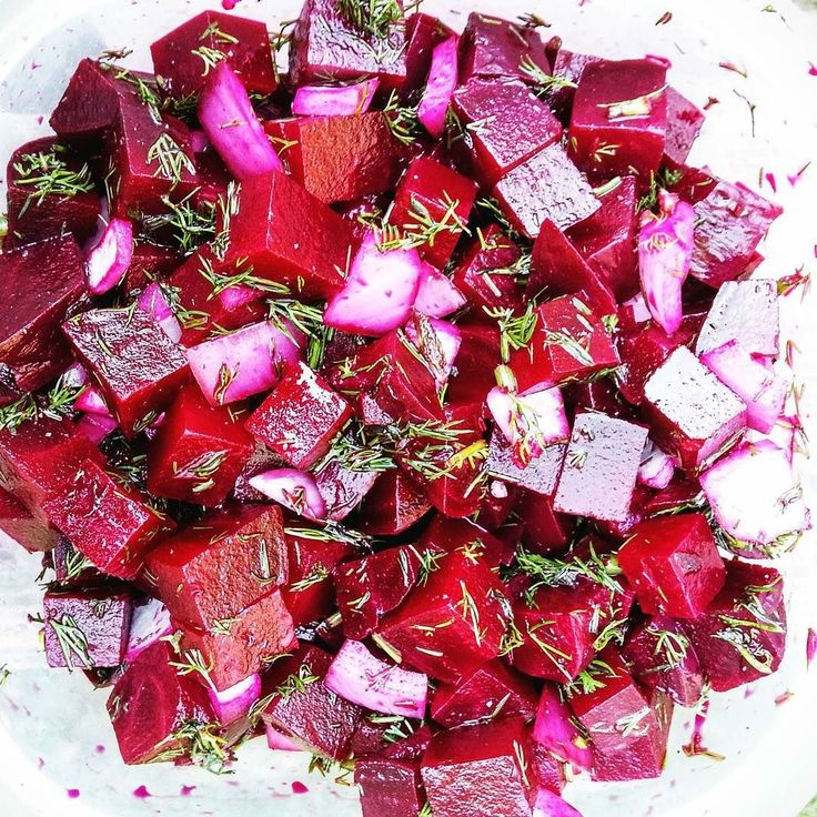 Do you eat beets? What do you make with this nutritious and underrated vegetable? I make Marinated beets! Perfect summer side/appetizer. Super easy to make and really yummy! Get the recipe on my blog link in bio.  #marinatedbeets #pickledbeets #simplerecipe #summerfood #healthyside #healthysidedish #beetsrock #superhealthy #glutenfreerecepie #paleovegan #beetsalad #healthyanddelicious #delishhomemade #homemadedelish #simpleandyummy #dill #healthyappetizers #lunchideas #bbqsides…