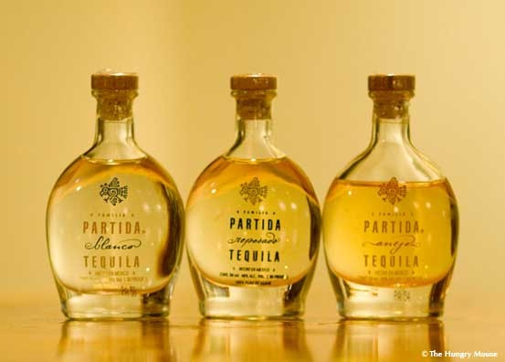 Partida Tequila is great with El Gallo Energy