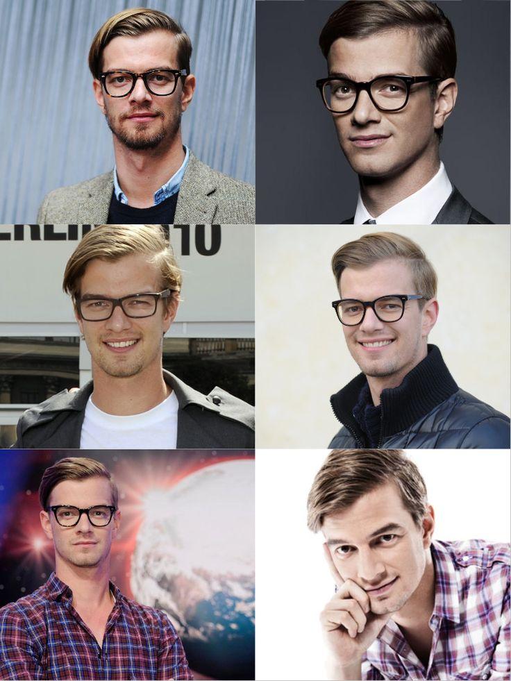 Joko Winterscheidt | Bart oder kein Bart...? Eckige oder runde Brille...? Brille oder keine Brille...?