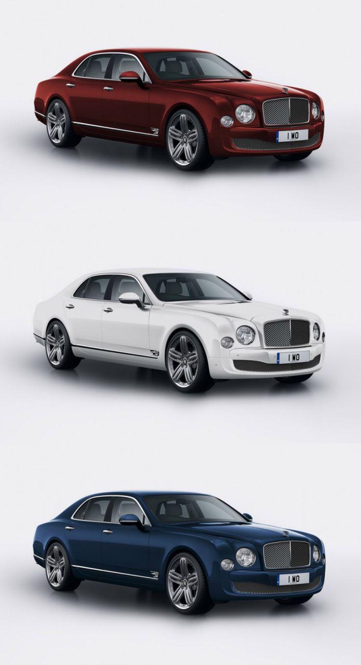 Bentley Mulsanne 95 Lux Man Pinterest Bentley