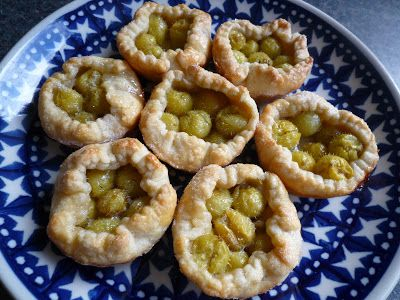 Recipe Mini Gooseberry Tarts
