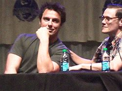 I have never wanted to be John Barrowman more in my life.
