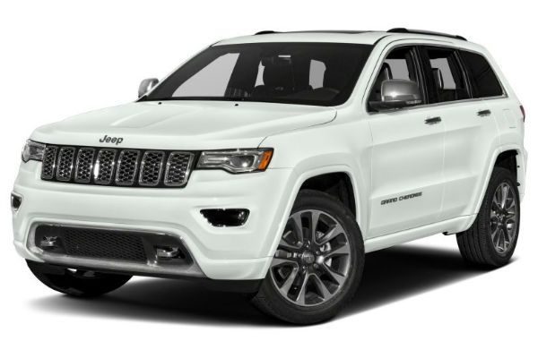 2018 Jeep Grand Cherokee White Jeep Grand Cherokee Grand