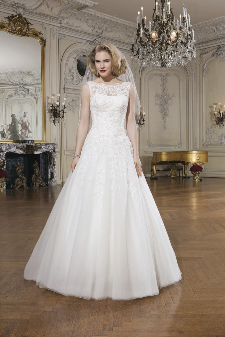 21 best Justin Alexander ~ Wedding Gowns images on Pinterest ...