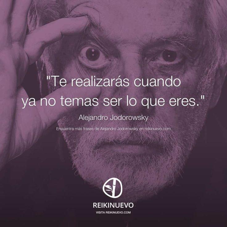 Alejandro Jodorowsky: Te realizarás http://reikinuevo.com/alejandro-jodorowsky-te-realizaras/