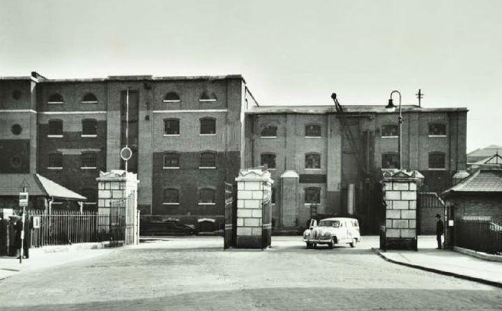 West India Dock Gates