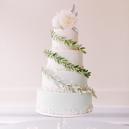 Melissa Campbell Cake & Design. Wedding Cakes in Vancouver, BC