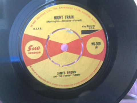 James Brown - Night Train - Soul Mod Dancer classic.wmv