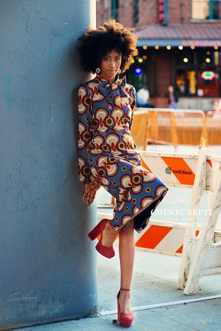 Autumn/Winter 2016 New! Elizabeth Sheath Dress www.chenburkett.com