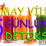 Umay Villa'dan Detoks Programı | Sağlıklı Zayıfla Mutlu Kal