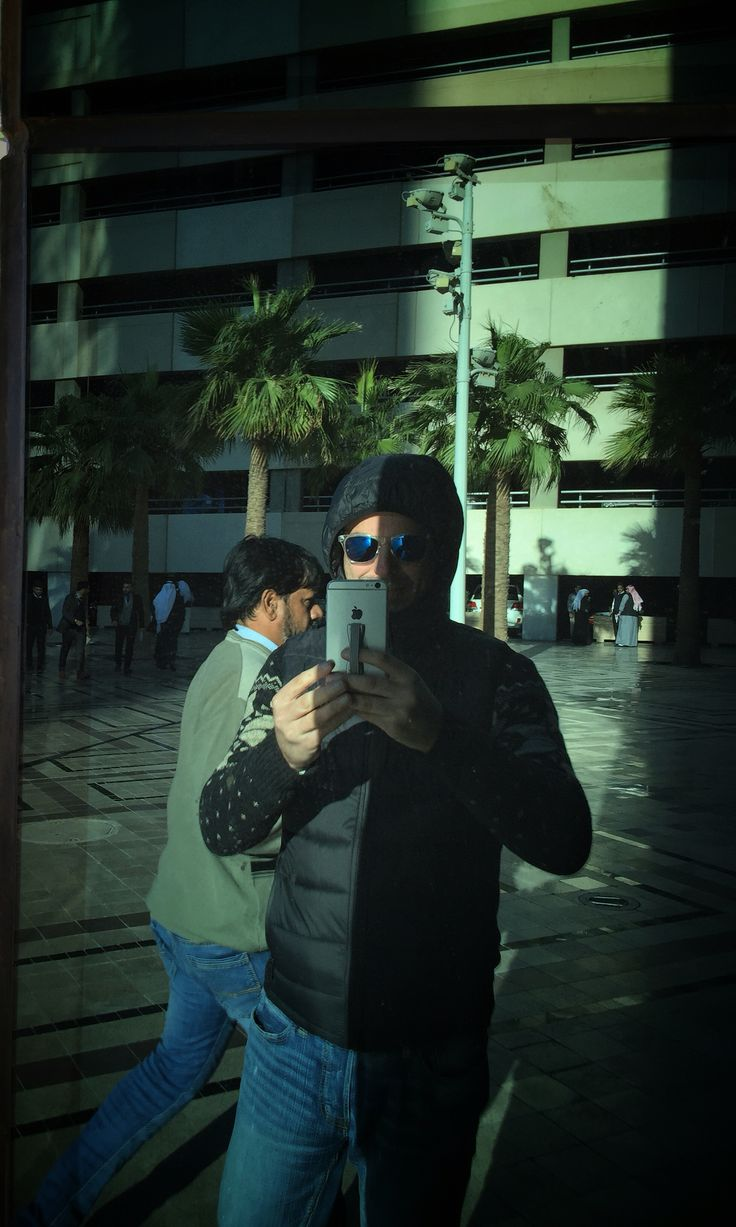 Cold in Kuwait