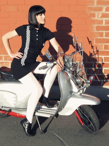 Skingirls-4 [NEW] - © SPIRIT OF '69