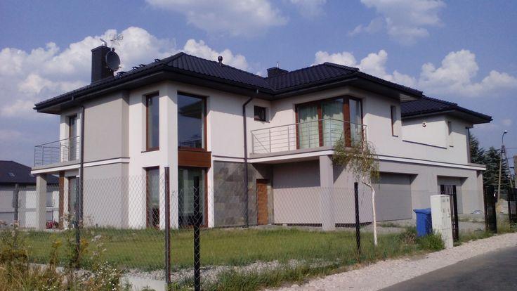 Realizacja projektu Riwiera 4  #projekt #dom #budowa