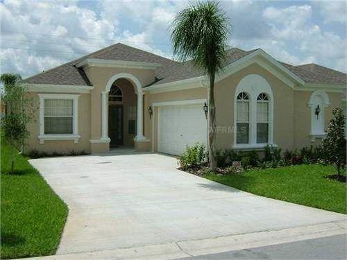 £137,933 - 4 Bed House, Davenport, Polk County, Florida, USA