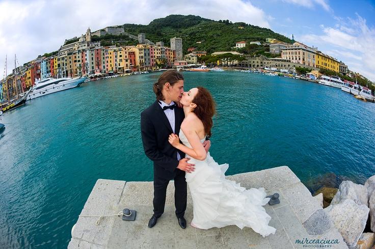 Italy Cinque Terre wedding session