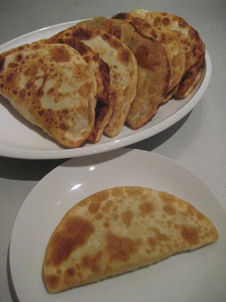 Bolani (Afghani bread stuffed with Potato)