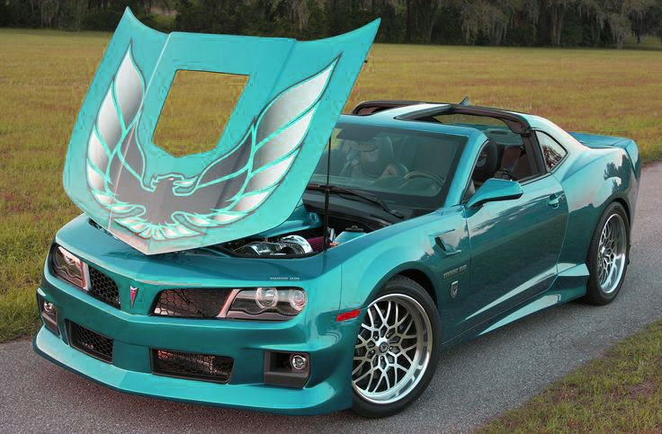 2015 Pontiac Trans Am. Really hoping this is truly gonna happen! I'd love to know there are gonna be more of these, considering thats what I drive!