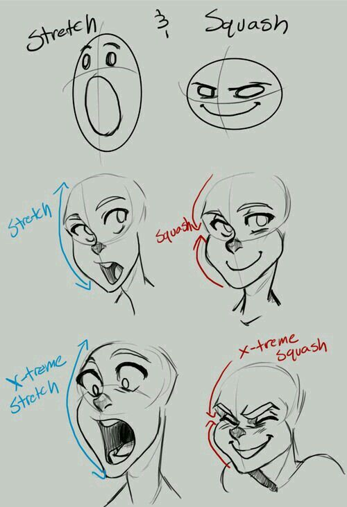 how to do draw a talking mouth