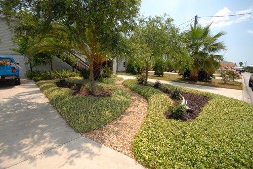 Florida-Friendly Landscaping design idea.