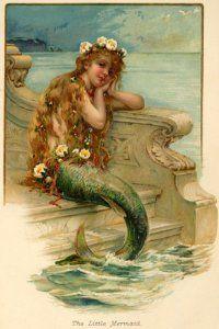 little mermaid by rocketsky - photo #32