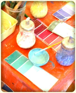 17 Best Images About Colour Mixing On Pinterest Tertiary