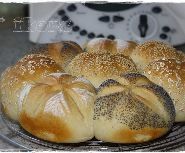Rezept Meine Morgenmuffelchen!!! von Kiwis Nest - Rezept der Kategorie Brot & Brötchen