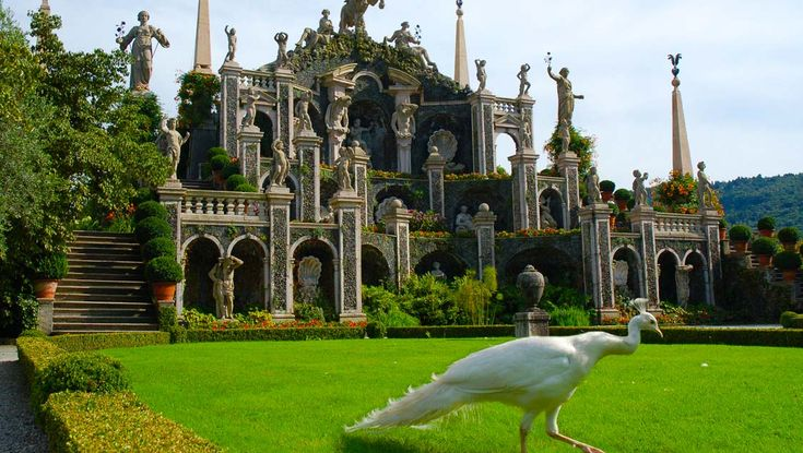 Isola Bella, Lago Maggiore, Piedmont - 20 real life fairy tale places in Italy