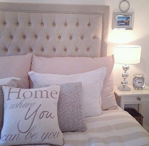41 best blush pink rose gold bedroom images on pinterest for Bedroom ideas rose gold
