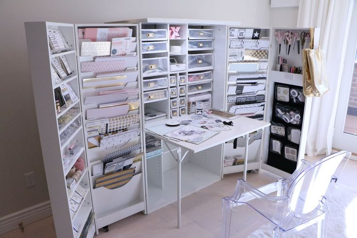 821 best images about craft room ideas on pinterest for Arts and crafts storage cabinet
