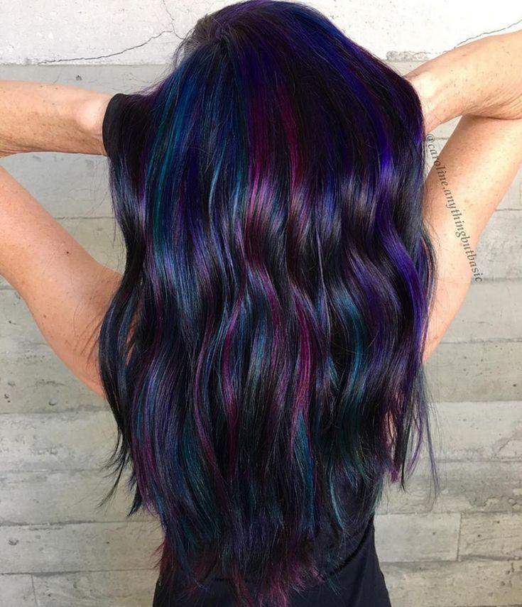 Oil Slick Hair 2511 – Tuku OKE