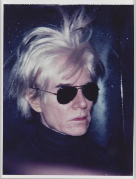 Les 25 meill... Andy Warhol Self Portrait With Skull