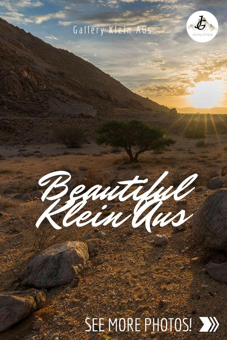 Klein Aus und Swakopmund, Namibia hat viele Highlights zu bieten, vor allem auch aus fotografischer Sicht.