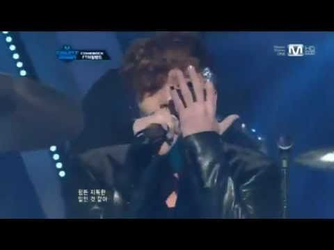 120202 FT ISLAND - Severely Comeback Stage @ M!Coundown [romanized and english subs] - YouTube