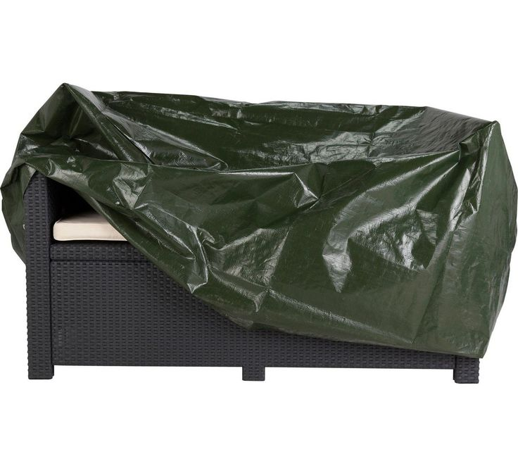 Buy Argos Home Rattan Garden Chair Cover - Set of 2 ...