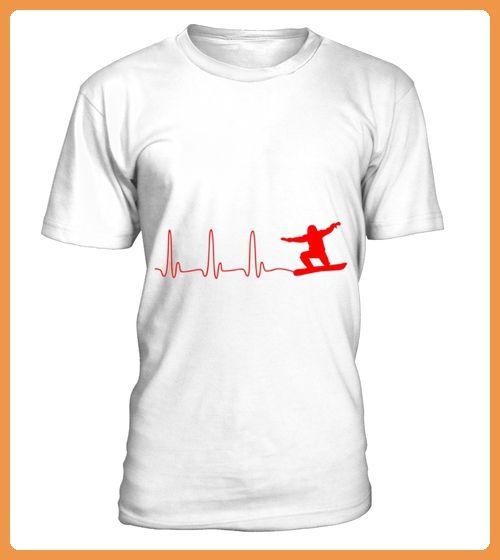 EKG SNOWBOARD rot (*Partner Link)