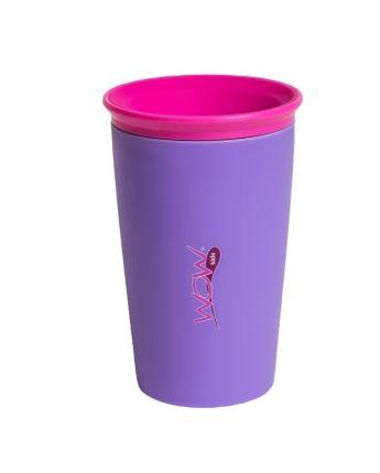 Wow Cup Kids Dryppfri kopp Lilla - Jernia