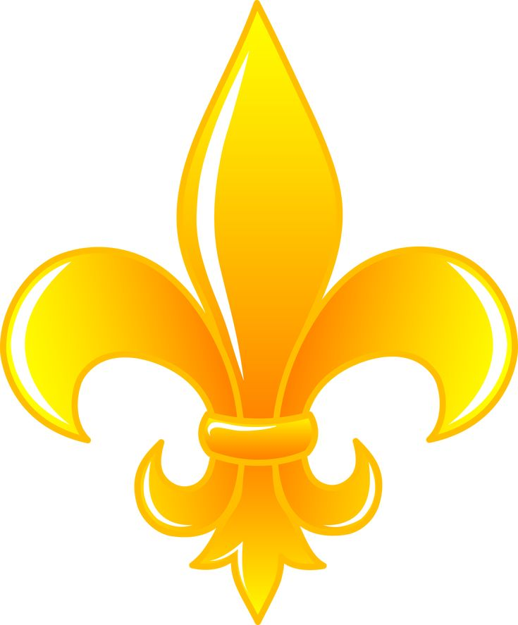 Clip Art Fleur De Lis Clipart 1000 images about fleur de lis on pinterest initials artworks paintingfleurdelis shiny golden free clip